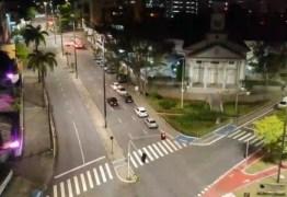 Luciano Cartaxo acompanha conclusão da implantação do maior programa de iluminação pública da Capital