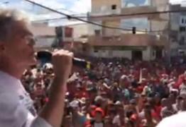 'SE ALGUÉM NÃO VEM, PROBLEMA DE ALGUÉM': Ricardo alfineta 'ausências' em ato pela Transposição e afirma que 'o povo caminha sozinho' – VEJA VÍDEO