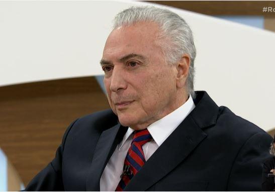 """Temer - Temer admite, durante entrevista, que existiu """"golpe""""contra Dilma Rousseff - VEJA VÍDEO"""