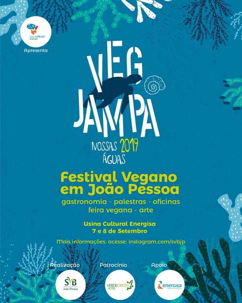 VEG JAMPA 819x1024 - Usina Cultural Energisa traz show especial à Clara Nunes e festival vegano