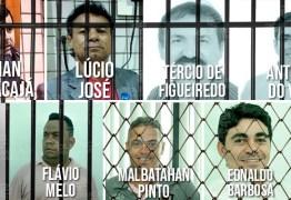 VEREADORES PRESOS: Paraíba tem 7 parlamentares na cadeia ou em prisão domiciliar