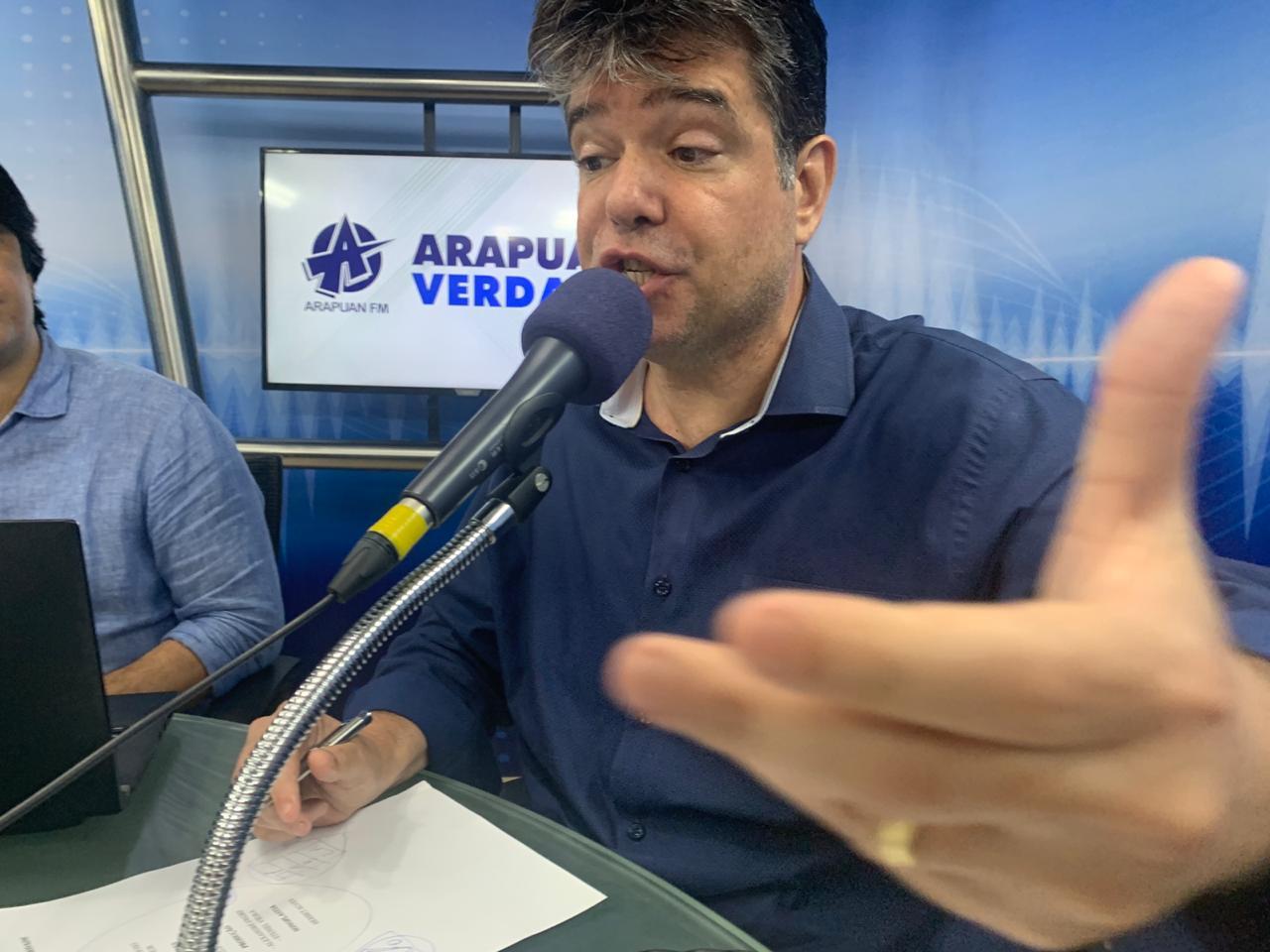 WhatsApp Image 2019 09 05 at 2.00.08 PM 1 - 'OPERAÇÃO CALVÁRIO É DIVISORA DE ÁGUAS NA PARAÍBA': Ruy Carneiro admite aproximação com João Azevedo se ele romper com Ricardo Coutinho; VEJA VÍDEO