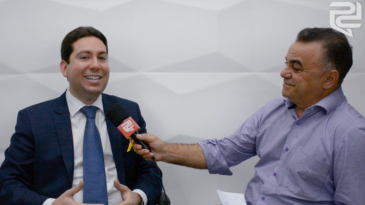 WhatsApp Image 2019 09 18 at 09.53.53 - Felipe Leitão assume oposição ao prefeito de Cabedelo e anuncia nome do candidato em 2020 - VEJA ENTREVISTA