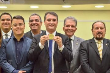 WhatsApp Image 2019 09 19 at 5.11.35 PM - Assembleia concede Medalha de Mérito Turístico a Ferdinando Lucena