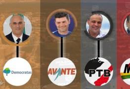 SUCESSÃO MUNICIPAL: filiação de Divaldo Dantas ao DEM reflete crise no PSB e muda cenário para 2020 em Itaporanga