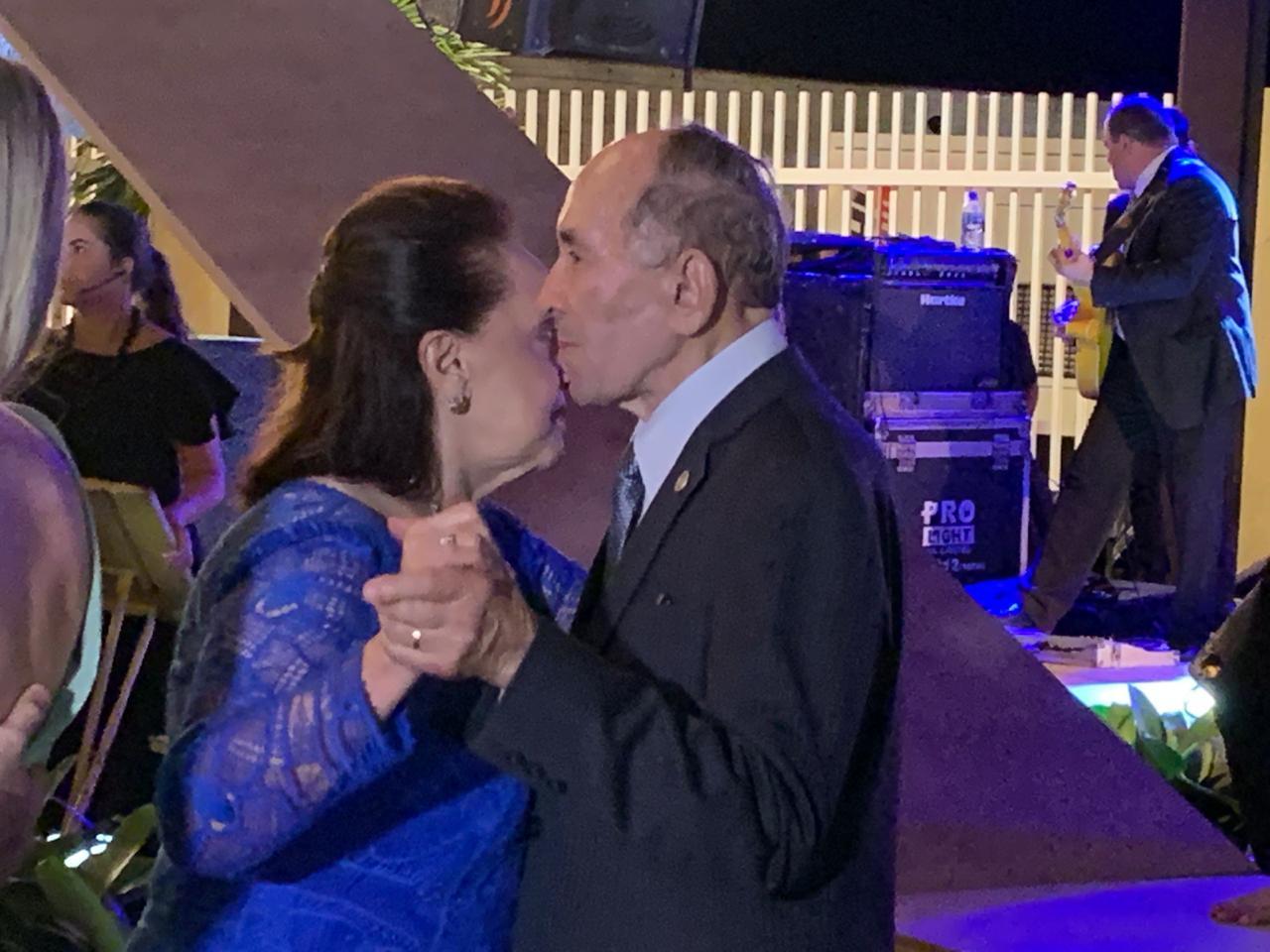 WhatsApp Image 2019 09 22 at 10.04.39 3 - Políticos e empresários comemoram os 90 anos de Zé Cavalcanti, em Cajazeiras - VEJA FOTOS E VÍDEOS