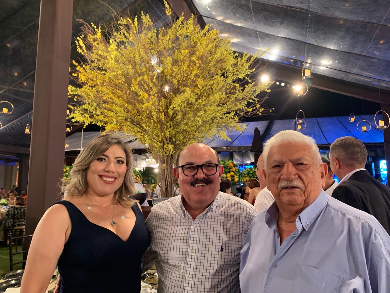 WhatsApp Image 2019 09 22 at 10.04.42 - Políticos e empresários comemoram os 90 anos de Zé Cavalcanti, em Cajazeiras - VEJA FOTOS E VÍDEOS