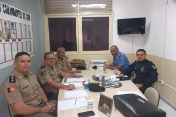 abd045a4dd8b793709cd32a71a747a36 - Guarda Municipal faz parceria com PM e trará mais qualidade no policiamento da cidade