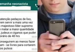 GRUPO NEONAZISTA: Pais se desesperam com ameaças de suposto ataque em escola de Cajazeiras