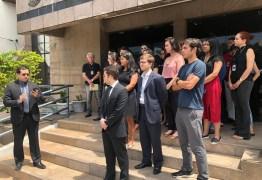 INSATISFAÇÃO: Procuradores protestam contra indicação de Augusto Aras à PGR