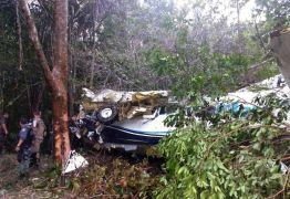TRAGÉDIA: Avião de pequeno porte cai próximo a aeroporto de Manaus