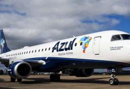 Campina Grande receberá novos voos da Azul Linhas Aéreas