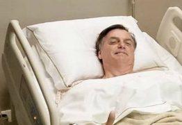 Bolsonaro não tem dor ou febre e vai iniciar fisioterapia, diz boletim