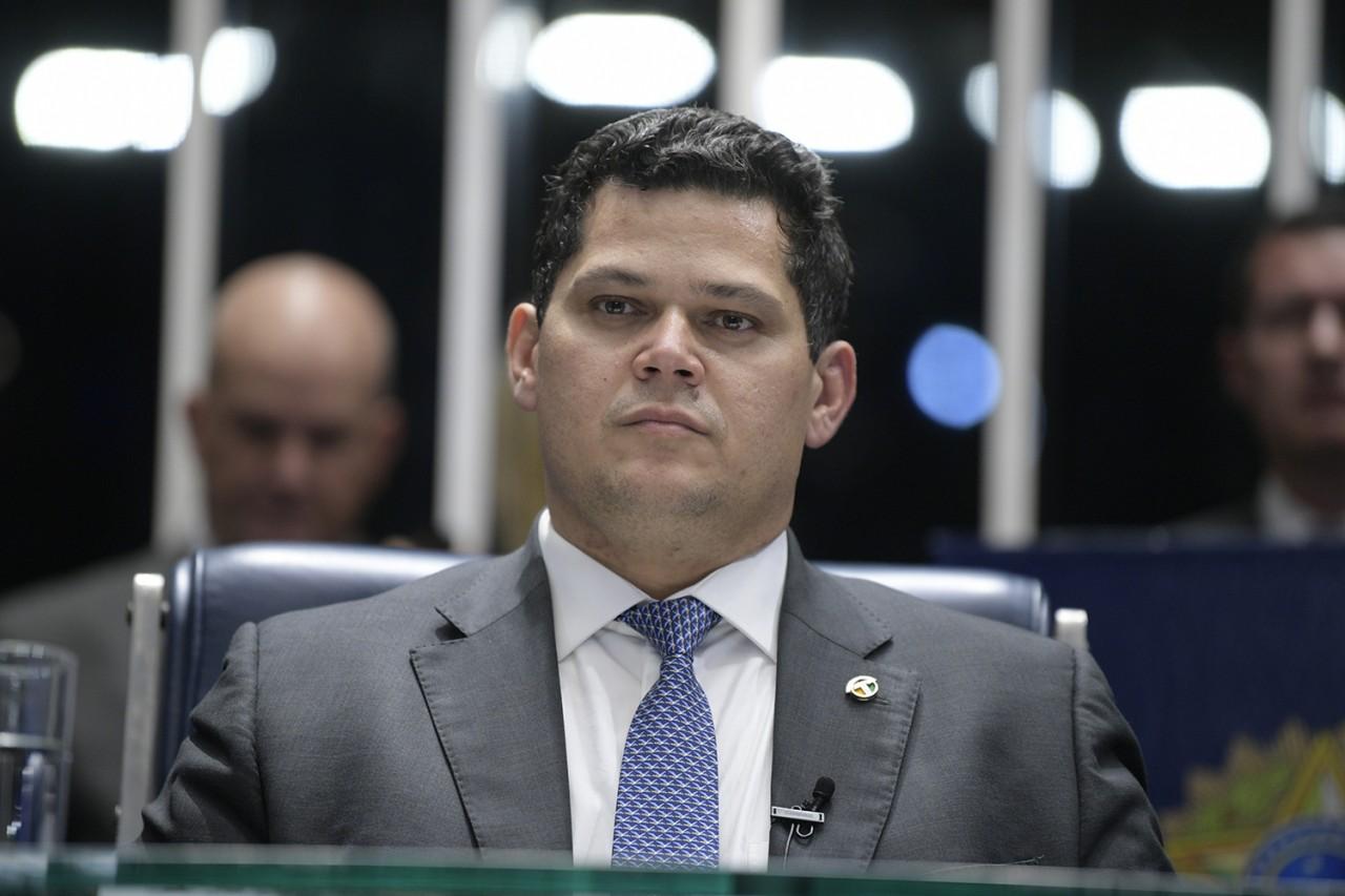 brasil politica david alcolumbre 20190202 0002 - RETA FINAL: termina hoje prazo para senadores apresentarem emendas de mérito à Reforma da Previdência