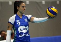 Jogadora que teve tumor sonha com Olimpíada: 'Mais forte do que imaginava'