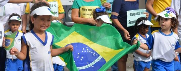 c86ae9bf9d69e790910600aa8bced4fe L - Sesc Paraíba realiza atividades em comemoração à Semana da Pátria