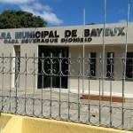 camara municipal de bayeux walla santos 1 - URGENTE: Justiça nega pedido da Câmara e confirma eleições indiretas em Bayeux – VEJA O DOCUMENTO