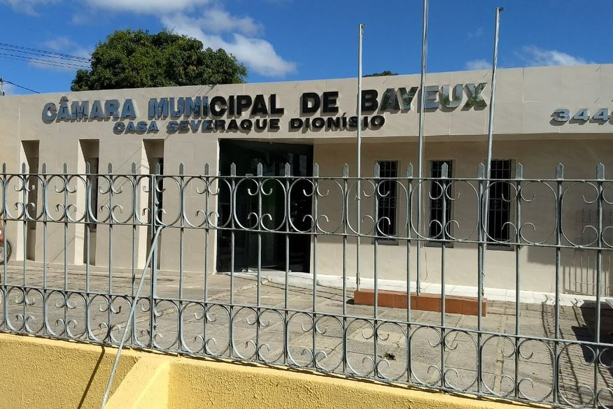 camara municipal de bayeux walla santos 1 - Prefeita Luciene de Fofinho e vereadores tomam posse em Bayeux - LEMBRE QUEM SÃO