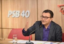 PSB Nacional manda recado para João e Vené: 'Caso alguém não queira formar parte da comissão precisa formalizar a renúncia'