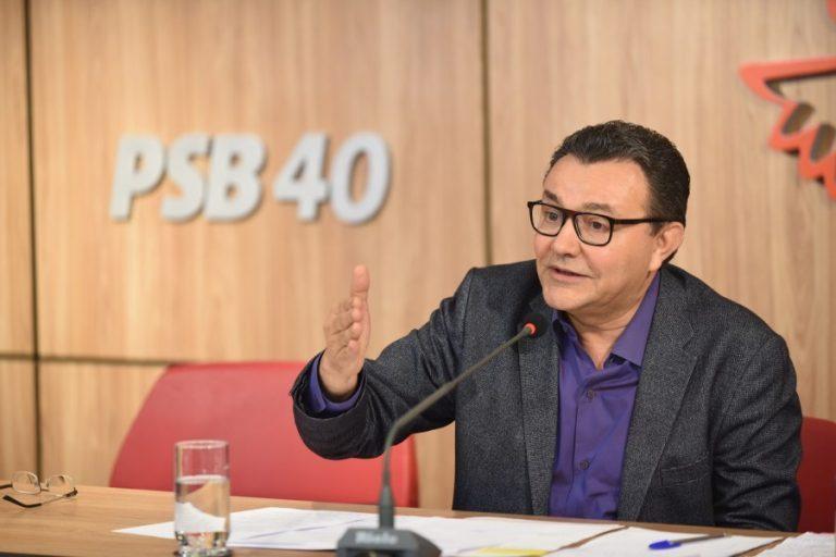 carlos siqueira 768x512 - PSB Nacional manda recado para João e Vené: 'Caso alguém não queira formar parte da comissão precisa formalizar a renúncia'