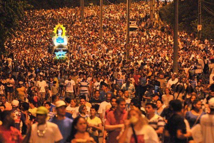 comeca hoje cadastro de ambulantes para romaria da penha - Arquidiocese da Paraíba divulga programação da Romaria da Penha de 2019