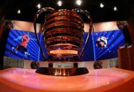 Acontece nesta quinta-feira sorteio dos grupos para a Copa do Nordeste 2020