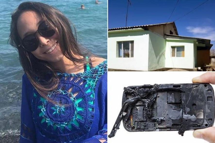 Menina de 14 anos morre dormindo após celular explodir no travesseiro