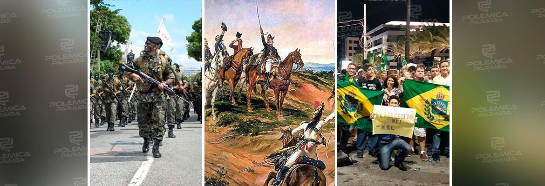 d3a9d22e ab63 485a bd45 ac987882249f - 7 DE SETEMBRO: As diferentes faces do Dia da Independência - OUÇA O QUIPROCÓ DE HOJE