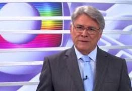 Sérgio Chapelin inicia despedida em chamada do 'Globo Repórter'