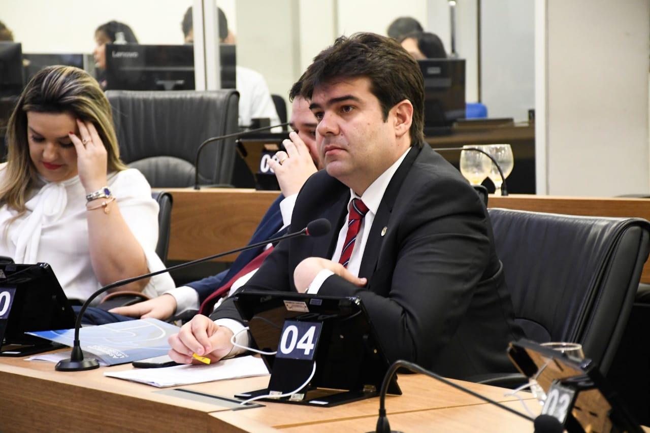 eduardo carneiro2 - Frente Parlamentar de Empreendedorismo e Desenvolvimento Econômico realiza segunda reunião de trabalho em Campina Grande