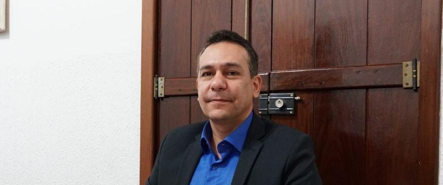 emerson panta foto walla santos e1567786505630 - SANTA RITA: Emerson Panta ressalta importância de trabalho conjunto entre prefeitos da Região Metropolitana