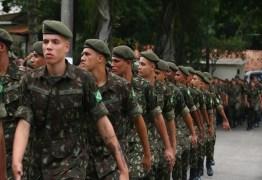 Exército inscreve para concurso com vagas na Paraíba – VEJA ÁREAS E EDITAL