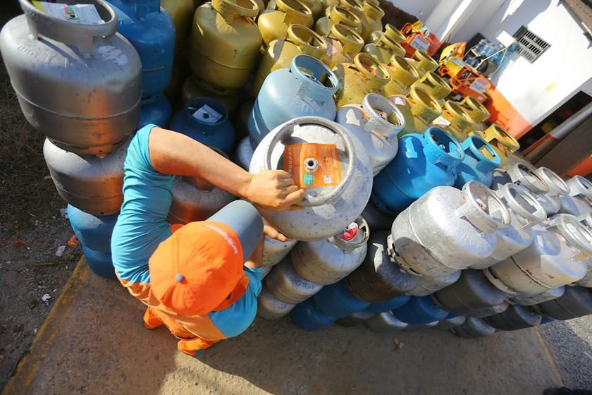 gas - MAIS UM AUMENTO: preço do gás de cozinha na Paraíba sobe a partir desta sexta-feira