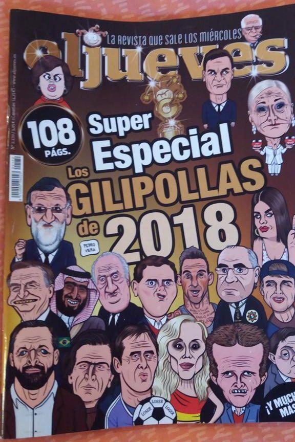 """jueves 1 - Bolsonaro é eleito """"imbecil do ano"""" pela mídia espanhola: VEJA A REPERCUSSÃO INTERNACIONAL DO DISCURSO PRESIDENCIAL NA ONU"""