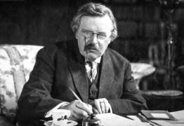 A profecia de Chesterton e o culto à mentira estrutural no Brasil – por Felipe Nunes