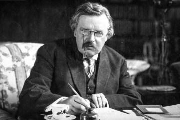 ler chesterton 1 - A profecia de Chesterton e o culto à mentira estrutural no Brasil - por Felipe Nunes