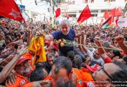 Vencedores do bolão da Mega-Sena vão fazer doações para a Vigília Lula Livre