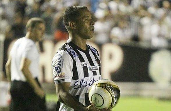 marcos aurelio nadya 1 588x381 - Botafogo-PB não deve insistir em Marcos Aurélio e irá ao mercado em busca de novo camisa 10