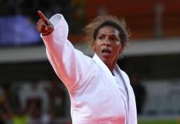 Rafaela Silva perde medalha de ouro conquistada no Pan