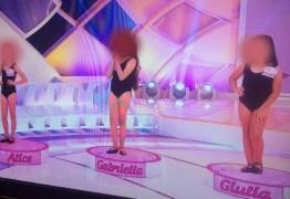 Silvio Santos coloca meninas de até 10 anos para desfilarem de maiô e exibirem o corpo