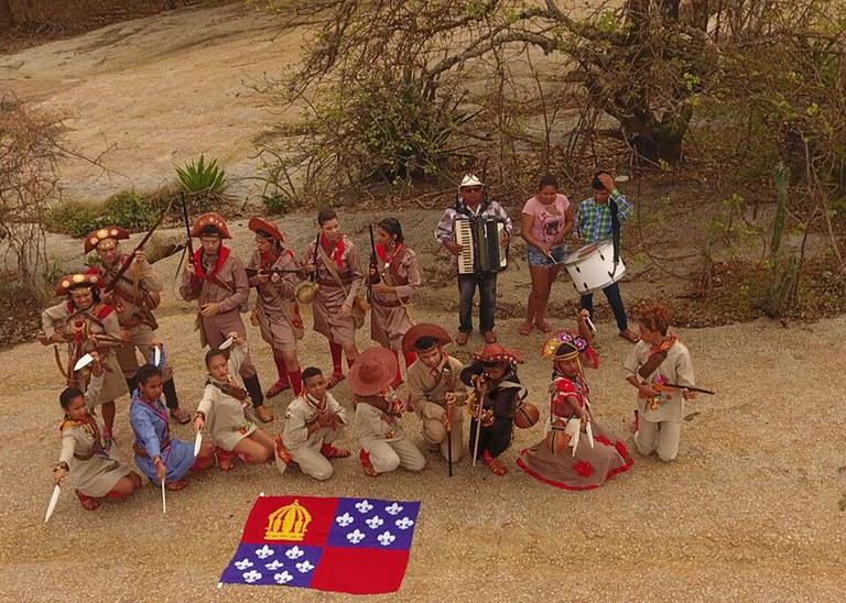 066fed20 6d6a 41d9 a3c2 7c2ea493ad3f 1 - SOM DAS PEDRAS: Princesa Isabel recebe projeto cultural na Pedra do Guiné