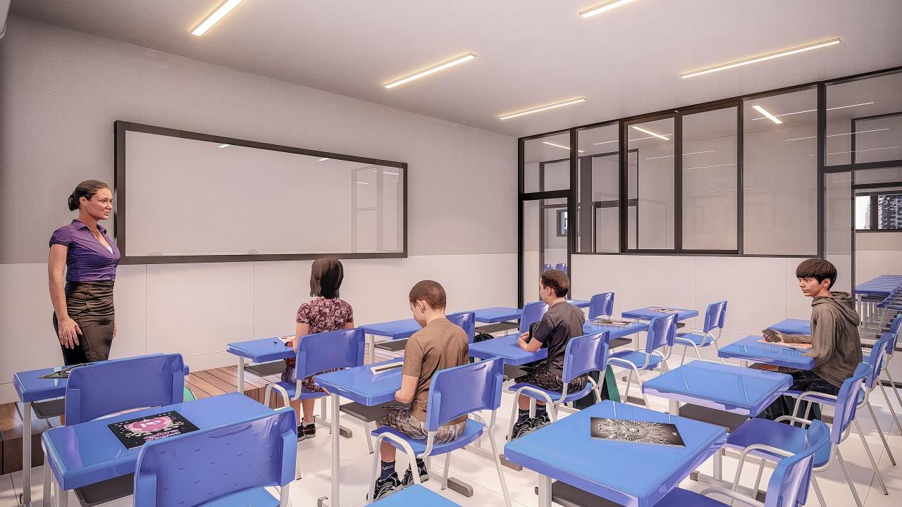 11 sala de aula - ISO Colégio e Cursos traz metodologia de ensino da Finlândia a partir de 2020