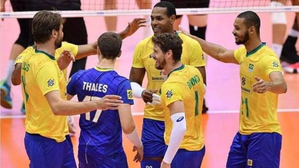 1569929855431 300x169 - Seleção brasileira masculina de vôlei estreia Copa do Mundo com vitória
