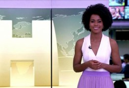Novo visual de Maju Coutinho gera discussão nos bastidores da TV Globo