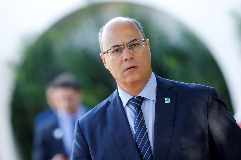 2019 05 08t141931z1072971221rc17f006ac30rtrmadp3brazil politics - Após acusações de Bolsonaro, Witzel e Globo se pronunciam: 'fui atacado injustamente'