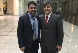 Em Brasília, prefeito Berg Lima busca investimentos para a saúde, educação e infraestrutura de Bayeux