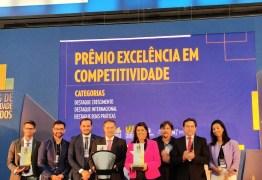 Programa Paraíba Unida Pela Paz recebe prêmio Boas Práticas 2019 em São Paulo