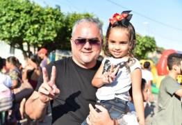 Prefeitura promove dia de lazer e diversão para crianças alhandrenses com realização do 'Alegrart 2019'