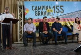 'CAMPINA SEGUE GRANDE': João Azevêdo anuncia pacote de obras e Centro de Convenções em Campina Grande