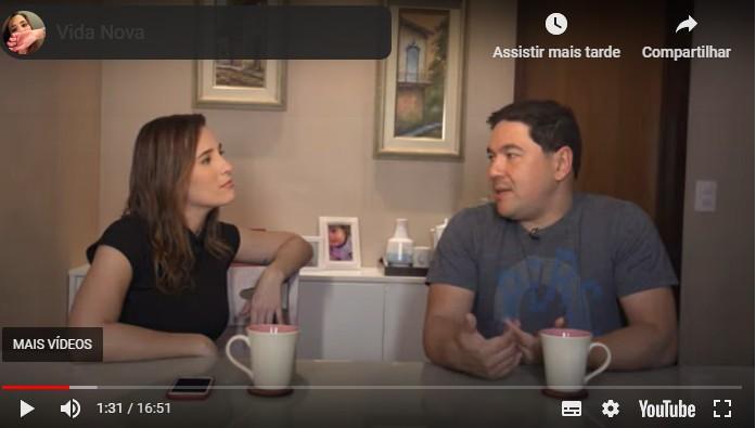 BRUNO E PATRÍCIA - PATRÍCIA & BRUNO: Ex-apresentadores abrem o jogo sobre casamento, saída da Paraíba e novos projetos fora da TV - VEJA VÍDEO